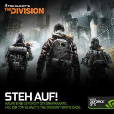 Tom Clancy's The Division erleben - kostenlos mit NVIDIAs GeForce-Bundle