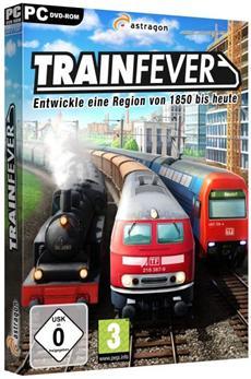Train Fever: Nächster Halt Deutscher Entwicklerpreis 2014!