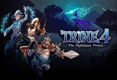 Trine 4: The Nightmare Prince erscheint am 8. Oktober; neuer Gameplay-Trailer zeigt exklusives Material
