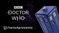 Twitch startet siebenwöchiges Doctor Who-Event