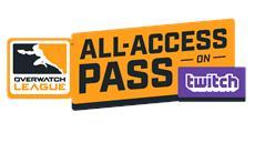 Twitch und Blizzard präsentieren den Overwatch League 2019 All-Access Pass