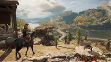 Ubisoft<sup>&reg;</sup> k&uuml;ndigt Systemvoraussetzungen f&uuml;r PC-Version von Assassin's Creed<sup>&reg;</sup> Odyssey