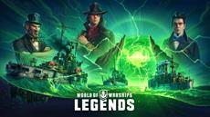 Update 3.7 für World of Warships: Legends