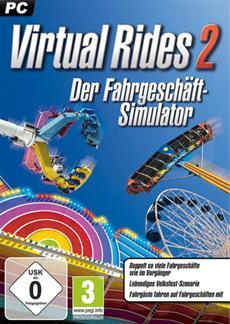 Virtual Rides<sup>&reg;</sup> 2: Der Fahrgesch&auml;ft-Simulator - Der Traum vom eigenen Rummelplatz wird wahr