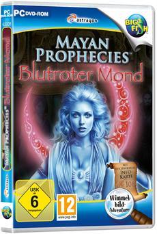 Von Mondgöttinen und Jaguardämonen - Mayan Prophecies: Blutroter Mond