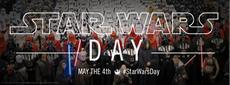 Weltweiter STAR WARS DAY am 04. Mai 2015