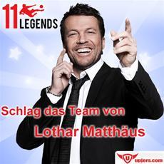 Wer besiegt Lothar Matthäus?