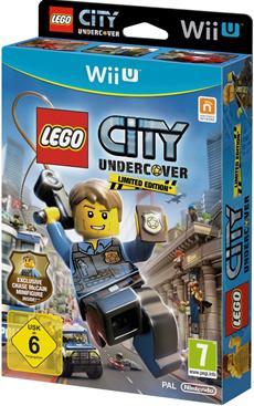 Wii U-Fans brechen heute auf zur Gangsterjagd in LEGO City Undercover
