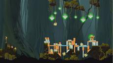 Wilde Voegel an die Macht: Neue Screenshots zu Angry Birds Star Wars
