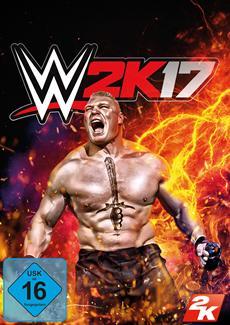 Willkommen in Suplex City - WWE<sup>&reg;</sup> 2K17 jetzt verf&uuml;gbar