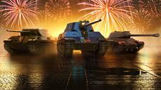 World of Tanks auf den Konsolen feiert Geburtstag