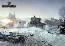 World of Tanks mit Update 9.5