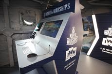 World of Warships gaming room revealed on real-life warship