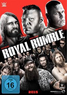 "WWE - ""Royal Rumble 2015"" auf DVD & Blu-ray"