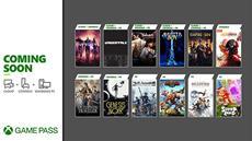 Xbox Game Pass: Weitere Highlights im März