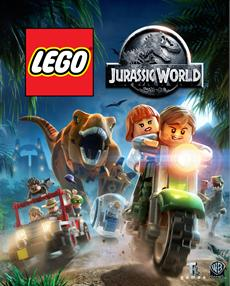 LEGO Jurassic World - neuer Trailer, Starttermin und viele Dinosaurier!