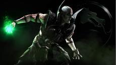 Zauberer Quan Chi als Zugang der Kämpferriege von Mortal Kombat X