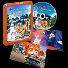 Zauberhaftes Animationsabenteuer für die ganze Familie: DAS MAGISCHE HAUS begeistert ab 25. September im Heimkino