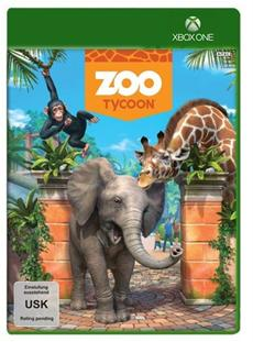 Zoo Tycoon Spieler können bedrohten Tierarten helfen