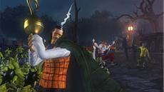 Zweiter DLC für ONE PIECE PIRATE WARRIORS 2 ab sofort erhältlich! - Der Kampf gegen MORIA und die SHICHIBUKAI hat begonnen!